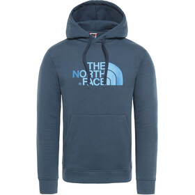 The North Face Drew Peak Felpa con cappuccio Uomo, blue wing teal